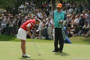We Love KOBEサントリーレディスオープンゴルフトーナメント最終日 張娜
