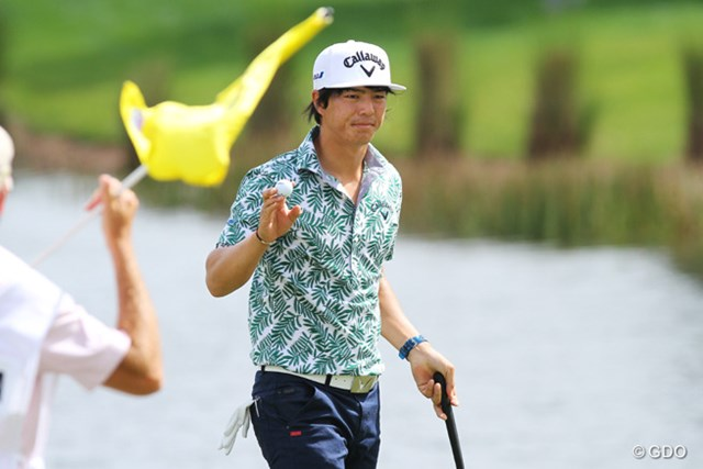 石川遼 前週は25位に入った石川遼。好相性の大会で上位を目指したい