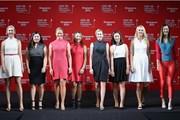 2015年 HSBC女子チャンピオンズ 事前 ファッションショー