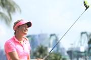2015年 HSBC女子チャンピオンズ 最終日 スーザン・ペターソン
