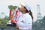 2015年 HSBC女子チャンピオンズ 最終日 朴仁妃