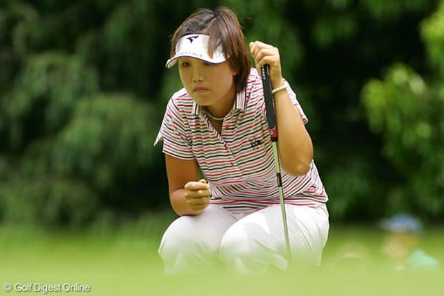 廣済堂レディスゴルフカップ最終日 全美貞 勝利を逃すも、2位タイに入り着実に獲得賞金を積み重ねている全美貞