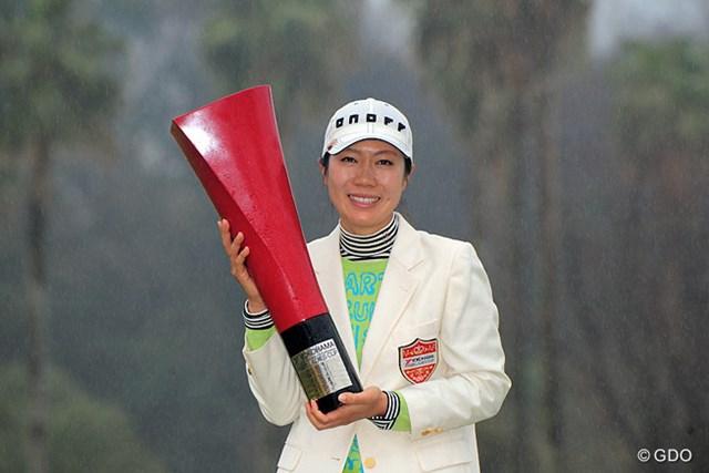 鈴木愛にプレーオフ勝ち!李知姫は激闘を制して3シーズンぶりの勝利を手にした