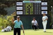サロンパスワールドレディスゴルフトーナメント3日目 カリー・ウェブ