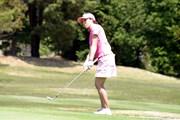 サロンパスワールドレディスゴルフトーナメント2日目 飯島茜