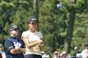 サロンパスワールドレディスゴルフトーナメント2日目 マリア・ベルチェノワ