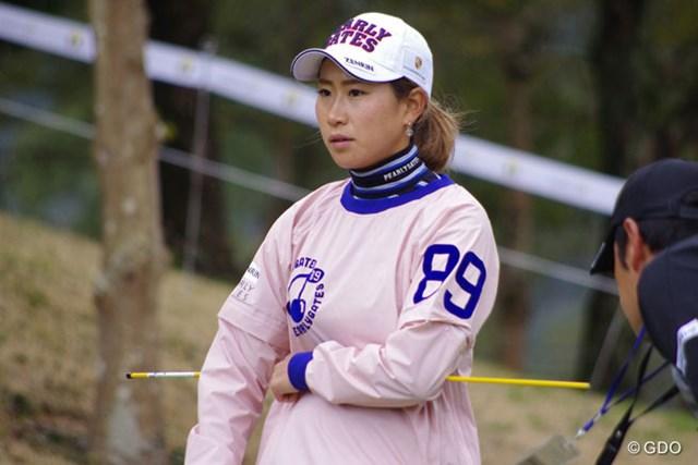 「自分のゴルフがしたい」ホステスプロの木戸愛、同じ轍は踏まない。