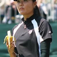 首位と3打差の2アンダーは5位タイ。アマチュアの金子絢香が大器の片鱗を見せた サロンパスワールドレディスゴルフトーナメント1日目 金子絢香