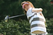 サロンパスワールドレディスゴルフトーナメント1日目 和田委世子