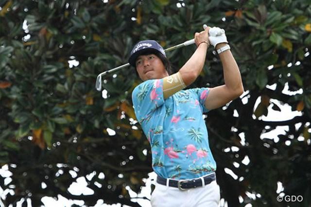 石川遼はホームコースで連日のアンダーパー。2試合ぶりの決勝ラウンド進出