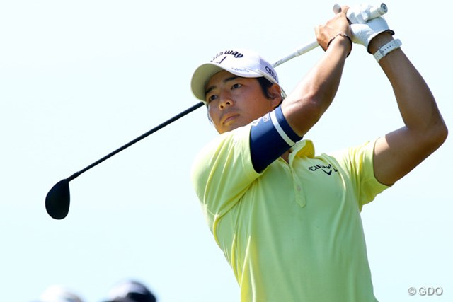 ショットが冴える石川遼が上位争いへ。17位タイに浮上して最終日を迎える