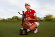 2015年 LPGAファウンダーズカップ 最終日 キム・ヒョージュ