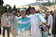 アコーディア・ゴルフ レディス最終日 大山志保