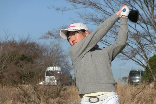 関東予選15-17歳女子の部をトップで通過した中川梨華(写真提供:IJGA)