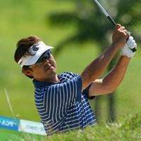 伏兵の井手口正一が1打差の単独2位に浮上した 日本プロゴルフ選手権大会2日目 井手口正一