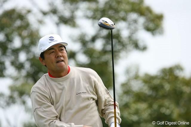 昨年のシニア賞金王、室田淳は5位タイフィニッシュ