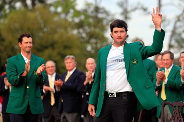 昨年大会は規格外のゴルフを見せたバッバ・ワトソンが2度目の優勝。今年のドラマは?(Rob Carr/Getty Images)