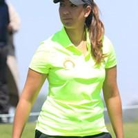 初のアラブ人女子プロとなったマハ・ハディウィ 2015年 ラーラ・メリヤムカップ 3日目 マハ・ハディウィ