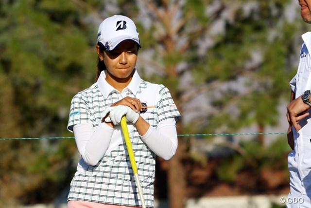 「耐えるゴルフ」で好位置をキープしながら決勝ラウンドに臨む宮里藍