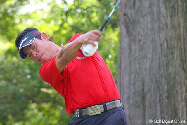 2009年三菱ダイヤモンドカップゴルフ事前 平塚哲二 大洗と相性抜群の平塚哲二。大会3勝目への期待が高まる