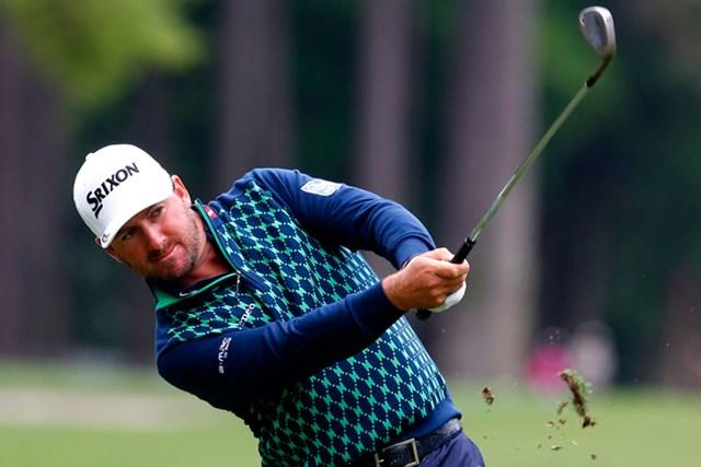 欧州8勝、米ツアー2勝のグレーム・マクドウェルが首位発進!(Tyler Lecka/Getty Images)