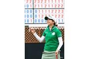 2015年 KKT杯バンテリンレディスオープン 最終日 菊地絵理香