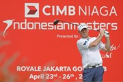 2015年 CIMB ニアガ インドネシアマスターズ 初日 トーマス・ビヨーン