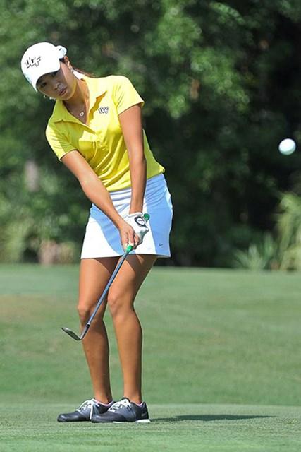セントラルフロリダ大の中山綾香選手(University of Central Florida Women's Golf)