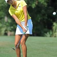 セントラルフロリダ大の中山綾香選手(University of Central Florida Women's Golf) 2015年 中山綾香