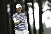 廣済堂レディスゴルフカップ初日 日下部智子