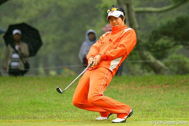 三菱ダイヤモンドカップゴルフ3日目 石川遼 パットも不調が続き、ミスショットをリカバリーしきれなかった