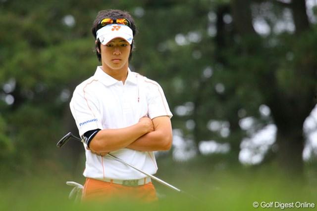 三菱ダイヤモンドカップゴルフ 3日目 石川遼 後半の開始6ホールはギャラリーを大いに湧かせたが…