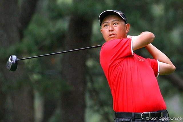 三菱ダイヤモンドカップゴルフ 3日目 谷口徹 やはりこの人がいないと男子ツアーは盛り上がらない。復帰戦で7位タイに浮上!