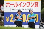 廣済堂レディスゴルフカップ2日目 キャディー