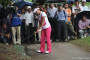 2009年 廣済堂レディスゴルフカップ 最終日 有村智恵