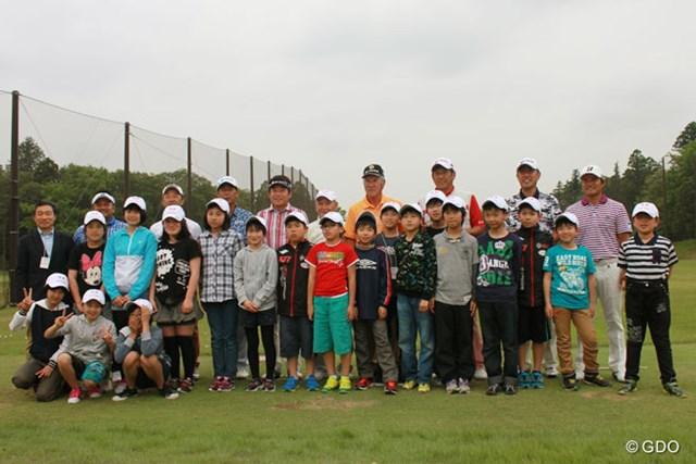 """限られた時間の中で""""ゴルフの楽しさ""""を存分に味わった子供たち"""