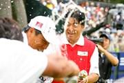 三菱ダイヤモンドカップゴルフ 最終日 兼本貴司