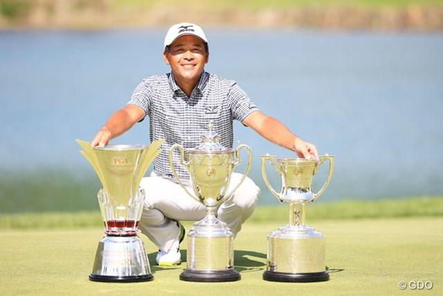 昨年大会は、手嶋多一が7年ぶりのツアー優勝を飾り、メジャー通算2勝目をマークした
