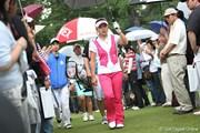 廣済堂レディスゴルフカップ最終日 有村智恵