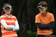 廣済堂レディスゴルフカップ最終日 北田瑠衣&竹末裕美