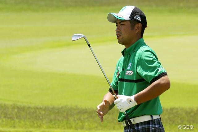 傷心の池田勇太。ホストプロとしてのメジャー大会に挑む