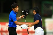 2015年 日本プロゴルフ選手権大会 日清カップヌードル杯 初日 岡茂洋雄