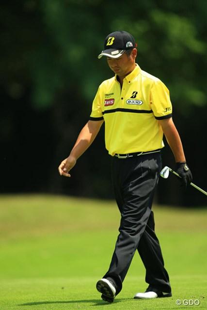 ホストプロの池田勇太は無念の予選落ち。主役の1人が早々に大会を去った