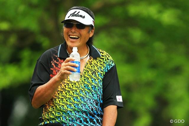 2015年 日本プロゴルフ選手権大会 日清カップヌードル杯 2日目 尾崎将司 あと1打・・・68歳の尾崎将司は自身2度目のエージシュートに迫る「69」で2日目を終えた