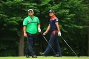 2015年 日本プロゴルフ選手権大会 日清カップヌードル杯 3日目 宮里聖志&宮里優作