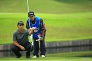 2015年 日本プロゴルフ選手権大会 日清カップヌードル杯 3日目 小林伸太郎