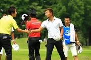 2015年 日本プロゴルフ選手権大会 日清カップヌードル杯 3日目 小平智