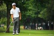 2015年 日本プロゴルフ選手権大会 日清カップヌードル杯 3日目 藤本佳則