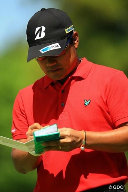 最終日はかなり苦しいゴルフでしたかね。スコアを伸ばせず、今日はイーブンパー。11位タイフィニッシュ。