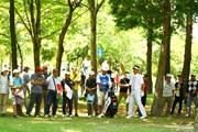 2015年 日本プロゴルフ選手権大会 日清カップヌードル杯 最終日 野仲茂